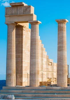 Rhodes, event planning in Greece