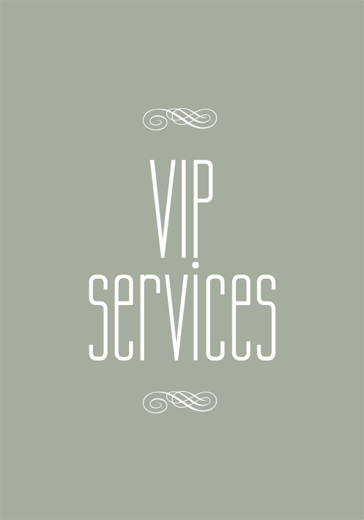 VIP services in Greece