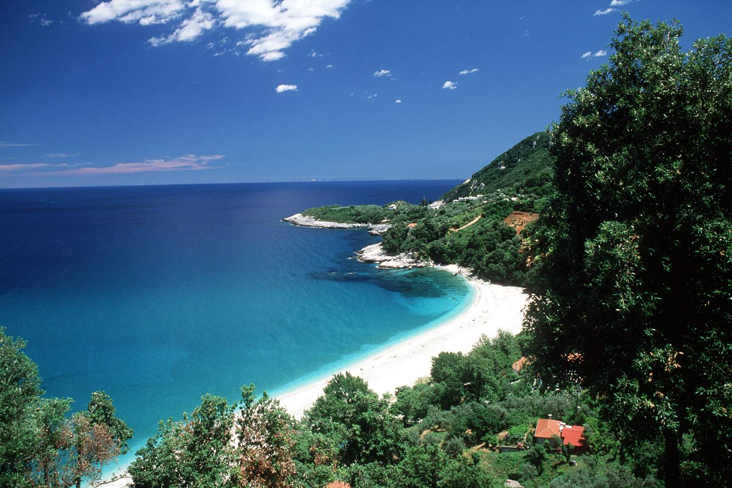 Pelion, Greece - Papa Nero
